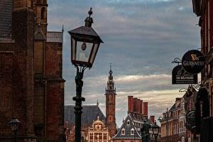 Haarlem Market Square