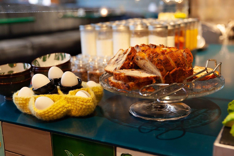 Heerlijk en compleet onbijt - hotel Staats haarlem