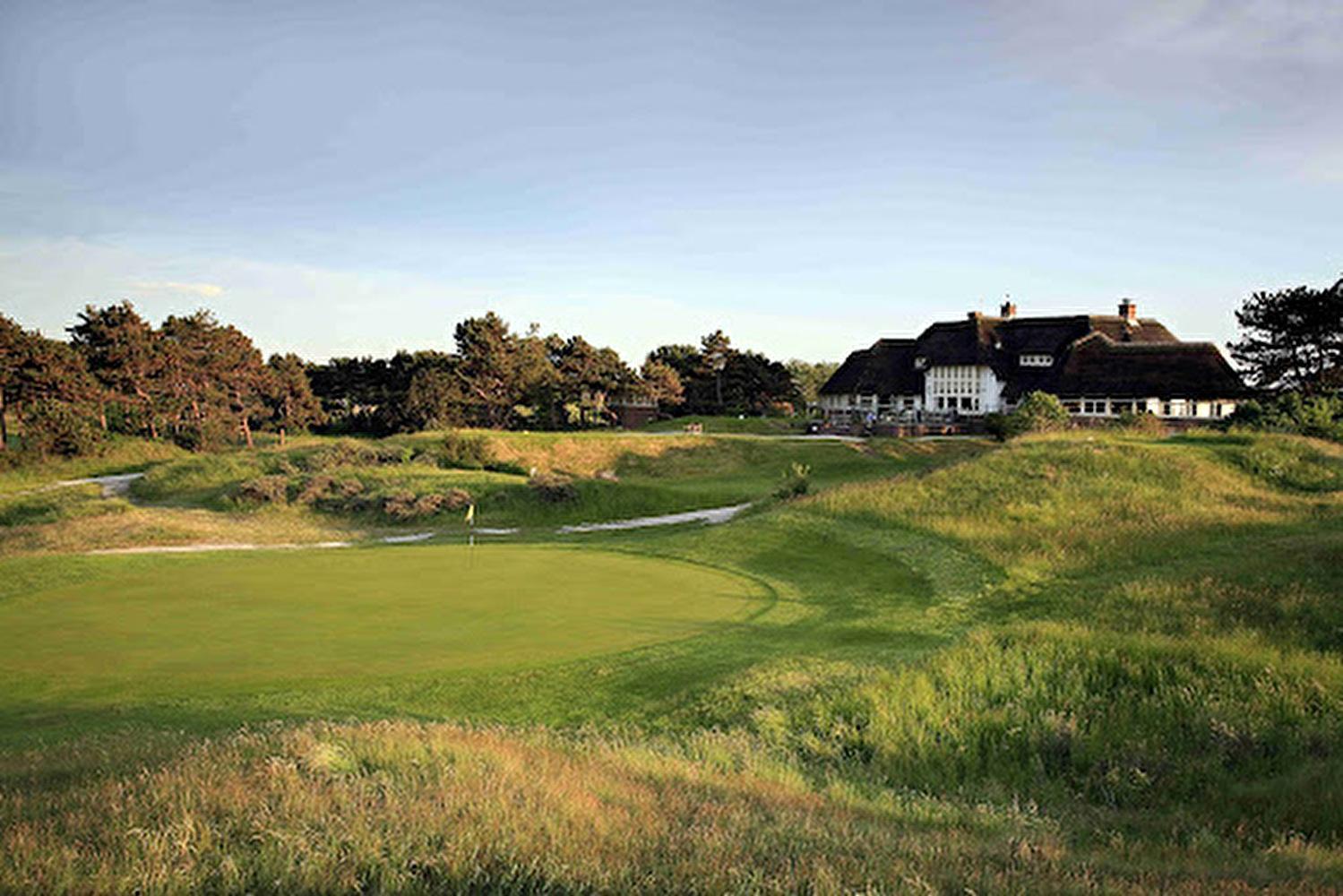 Kennemer Golfclub Golf Golfen Golfbanen Haarlem Heemstede Zandvoort Bloemendaal Aerdenhout Overveen
