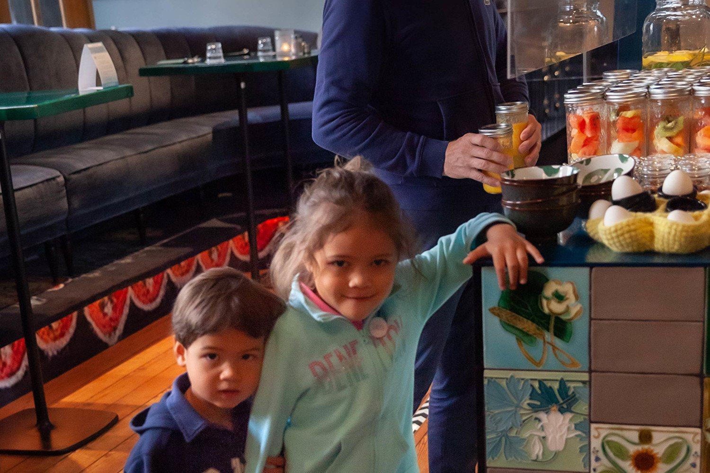 Hotel STAATS | herfstvakantie met kids