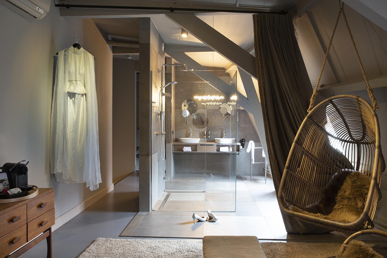 Perfecte huwelijksnacht kamer