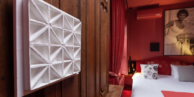 Presidential Suite hotel Staats Haarlem