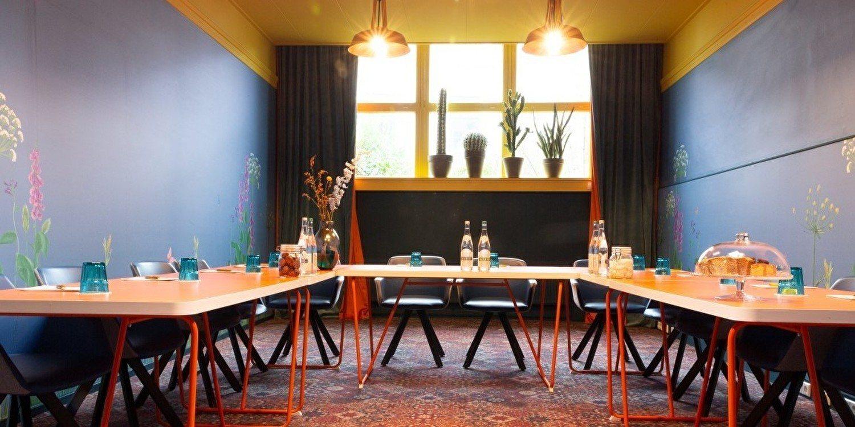 Inspirerende vergaderzaal - Hotel Staats Haarlem